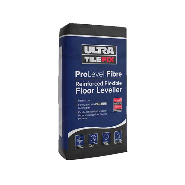 Ultra TileFix Prolevel Fibre