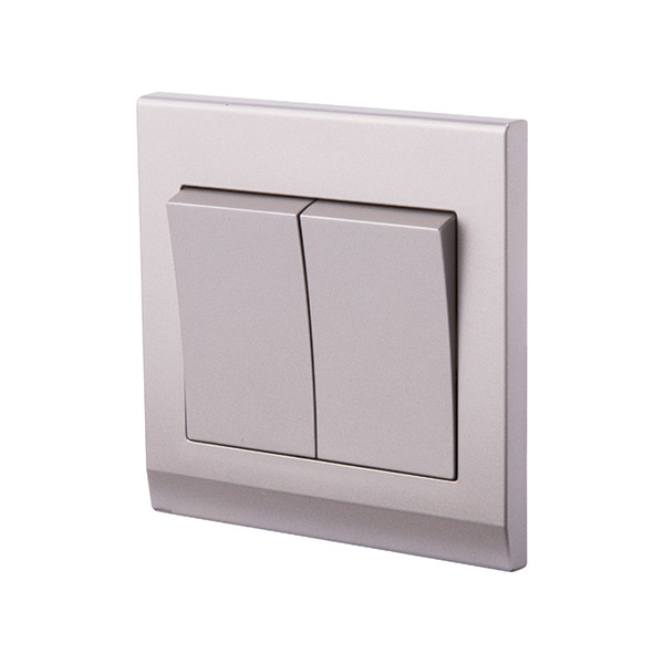 Simplicity Mechanical Light Switch 2G