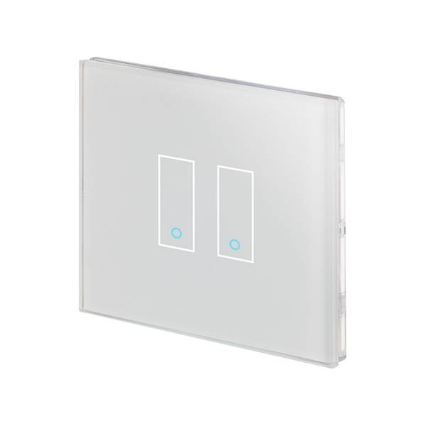 Crystal PG 2G Iotty Wifi Smart Switch White